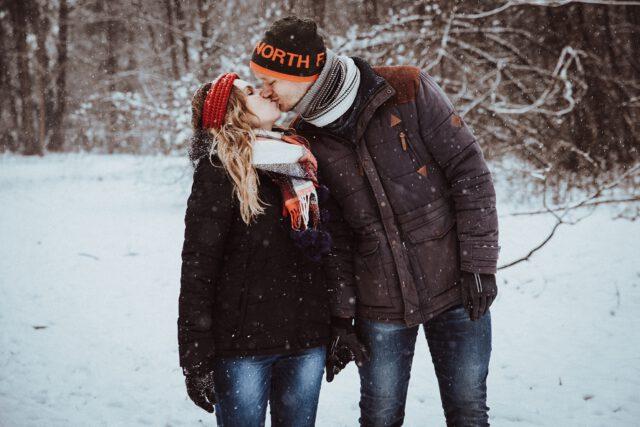 Kennenlernen schneeballschlacht